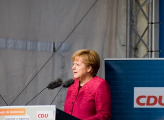 Angela Merkel Becomes 2015 TIME Person of the Year