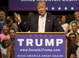 "Trump Calls Cruz ""Maniac"" After Falling Behind in Iowa"