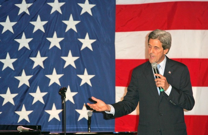 John Kerry Raises Possibility of Palestinian Authority Collapse