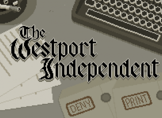 New Thought-Provoking Game About Government News Censoring