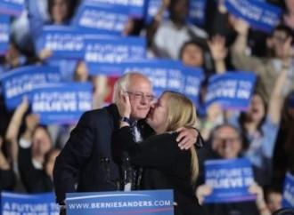 Bernie Sanders' supporters rally around #ThankYouBernie