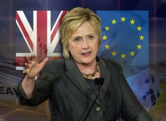 Brexit vote a warning to Clinton campaign