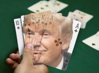 One no-trump: The (imaginary) politics of bridge
