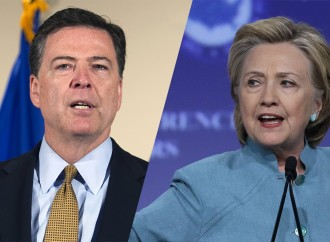 FBI's Comey: No charges appropriate in Clinton email case