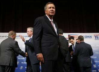 Scott Walker backs away from anti-Trump insurgency while John Kasich tiptoes toward it