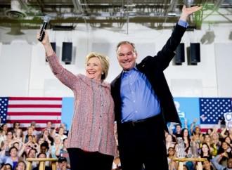 Hillary Clinton picks Tim Kaine for VP