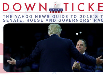 Down Ticket #3: Republicans want to keep Congress by sacrificing Trump. Good luck with that.