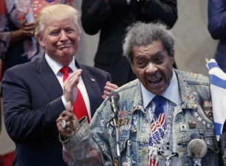 Don King urges African-Americans to support 'the human man' Donald Trump