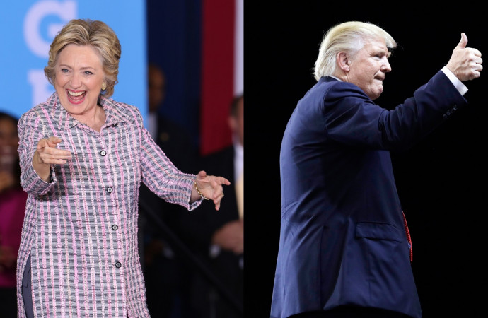 'Will they show up?': Clinton, Trump face test of turning out lukewarm Florida fans