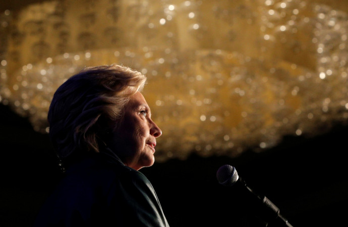 Watchdog group accuses Clinton campaign of election law violations