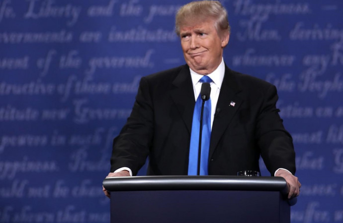 After Trump's terrible weekend, get ready for a nasty second debate