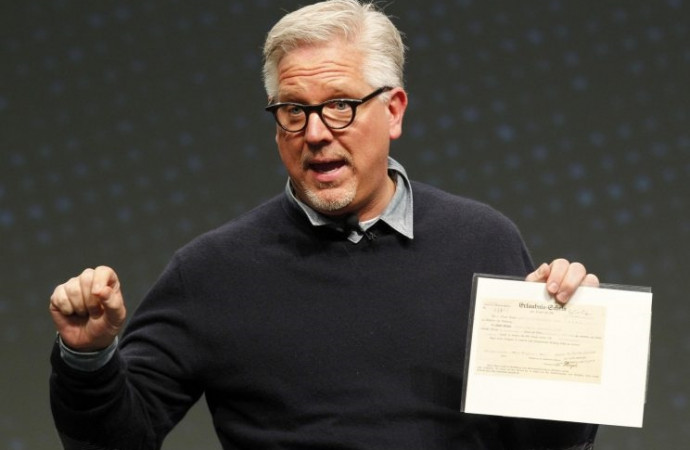 Glenn Beck says, 'Obama made me a better man'