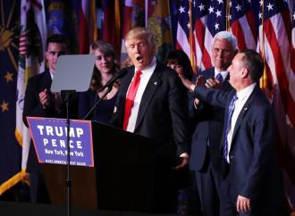 Trump's big win masks deep divide in the Republican Party