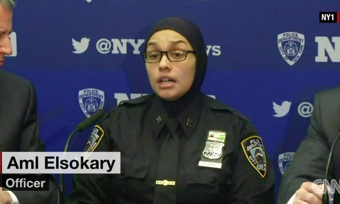 Muslim NYPD officers request meeting with Trump after spike in hate crimes