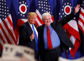 Trump: Gingrich wrong that 'drain the swamp' is over