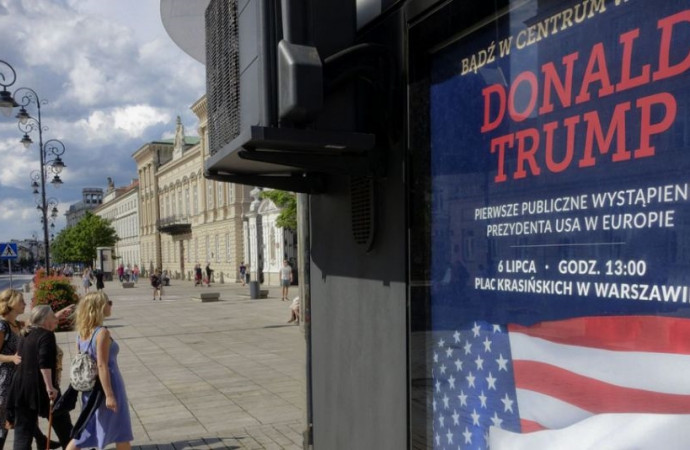 Poland 1st: Why Trump visits ex-communist nation before UK
