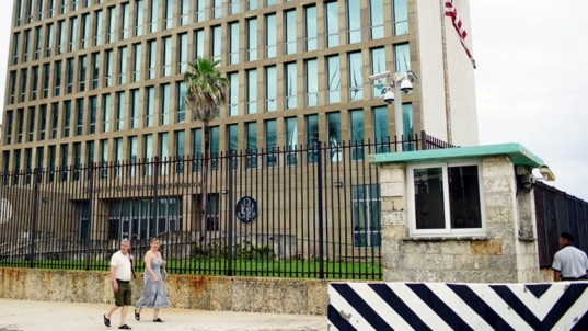 Tillerson says U.S. weighing closing embassy in Cuba over sonic attacks