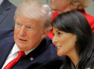 Nikki Haley defends Trump's 'Rocket Man' speech to United Nations: He 'was being honest'