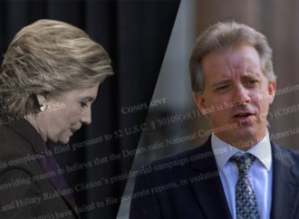 Election watchdog charges Clinton campaign filed 'false' reports on Trump dossier funding