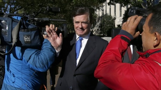 Guilty plea, two indictments in Trump-Russia probe