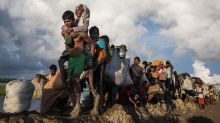 With the Rohingya of Myanmar: haunting images of the world's next genocide