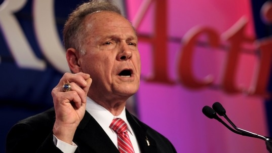 GOP figures call on Moore to leave Alabama race after allegations of sexual misconduct