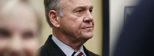 Roy Moore says allegations are intended to derail Senate bid