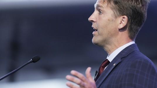 GOP's Sasse likes tax bill, but won't call it key to 2018