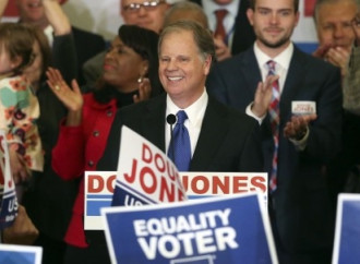 Doug Jones's victory in Alabama is an ominous sign for Republicans