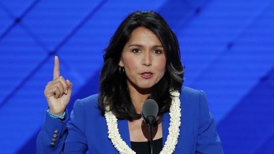 Hawaii Rep. Tulsi Gabbard: Trump and Kim should talk after false alarm