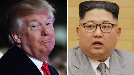 N. Korea calls Trump nuclear button boast the 'bark of a rabid dog'