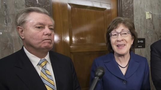 GOP senators: Trump needs to show restraint in Russia probe