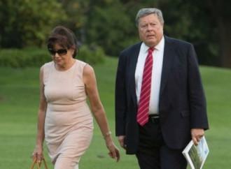 Legal status of Melania Trump's parents raises questions about 'chain migration'