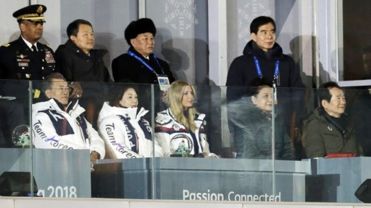 Political end to Olympics: NKorea offers talks with US