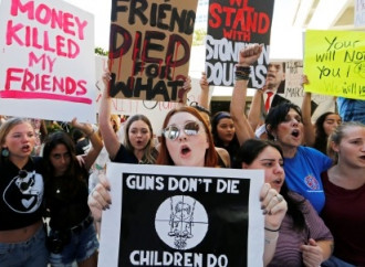 Support for stricter gun control rises 18 percent in latest poll