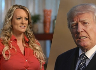 Trump doesn't believe Stormy Daniels was threatened, White House says