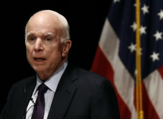 John McCain Accuses Trump Of 'Emboldening' Assad With Talk Of Withdrawal