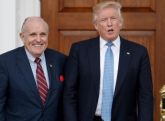 Giuliani: Trump repaid Cohen $130K for payment to porn star