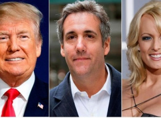 Trump admits he reimbursed Cohen for Stormy Daniels 'hush money' payment