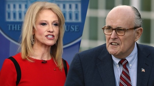 Giuliani, Conway Leave Open Possibility Of Trump Hush Money To Other Women