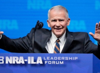 Oliver North to Become NRA President