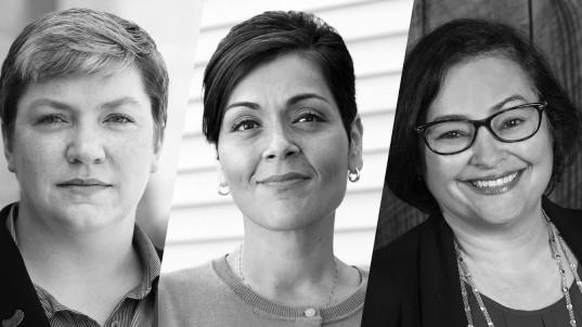 Crashing the boys' club: Women candidates find winning elections is only half the battle