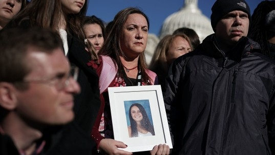 Some Parkland Families Feel Ignored By Trump