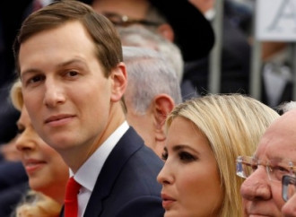 Jared Kushner returns to spotlight in Israel